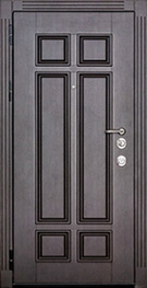 Замена мдф панели на входной двери